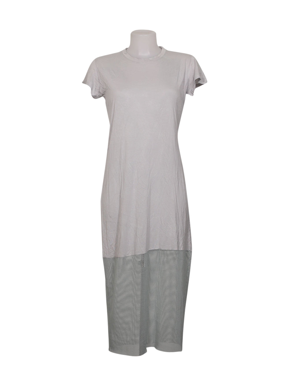 Front photo of Preloved hidden forest market Grey Woman's dress - size 10/M