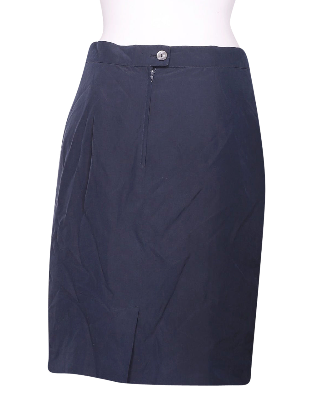 Back photo of Preloved Marella Blue Woman's skirt - size 12/L