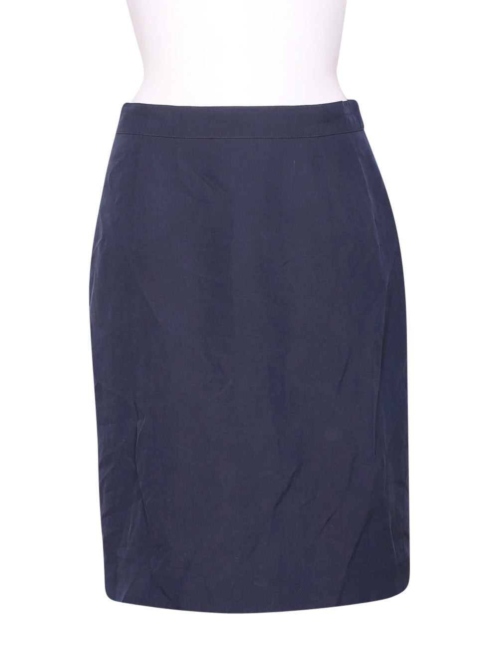Front photo of Preloved Marella Blue Woman's skirt - size 12/L