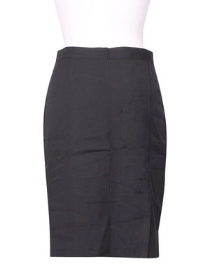 Back photo of Preloved Alba Fornari Black Woman's skirt - size 12/L