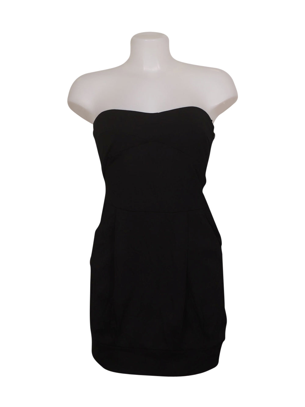 Front photo of Preloved Rinascimento - Made In Italy Black Woman's dress - size 8/S
