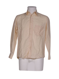 Front photo of Preloved moreal Beige Man's shirt - size 40/L