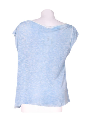 Back photo of Preloved St. Diego Light-blue Woman's sleeveless top - size 10/M