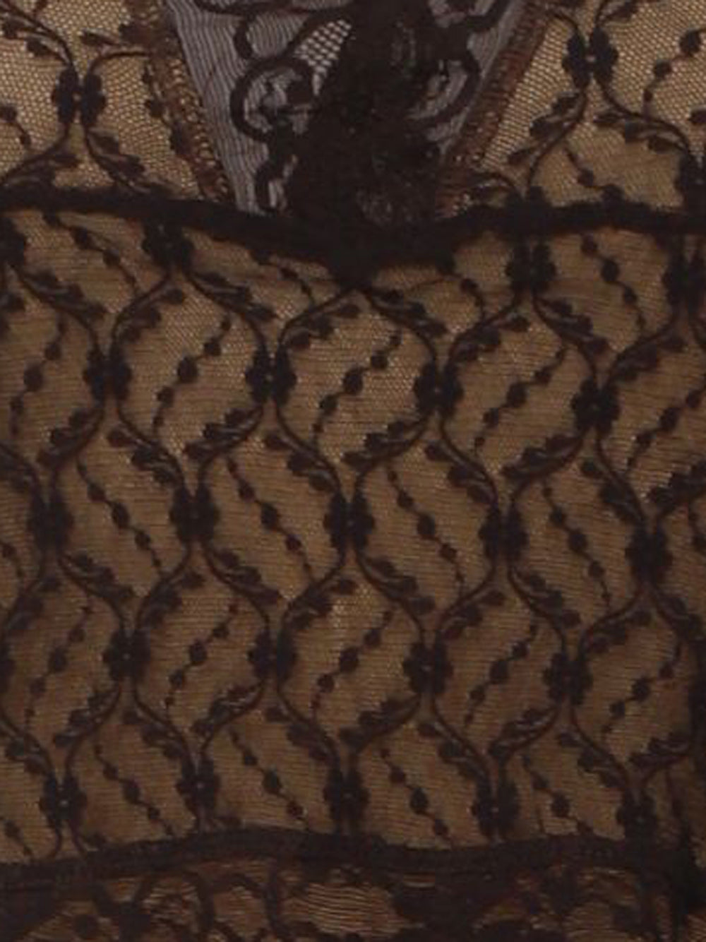 Detail photo of Preloved Phard Brown Woman's sleeveless top - size 10/M