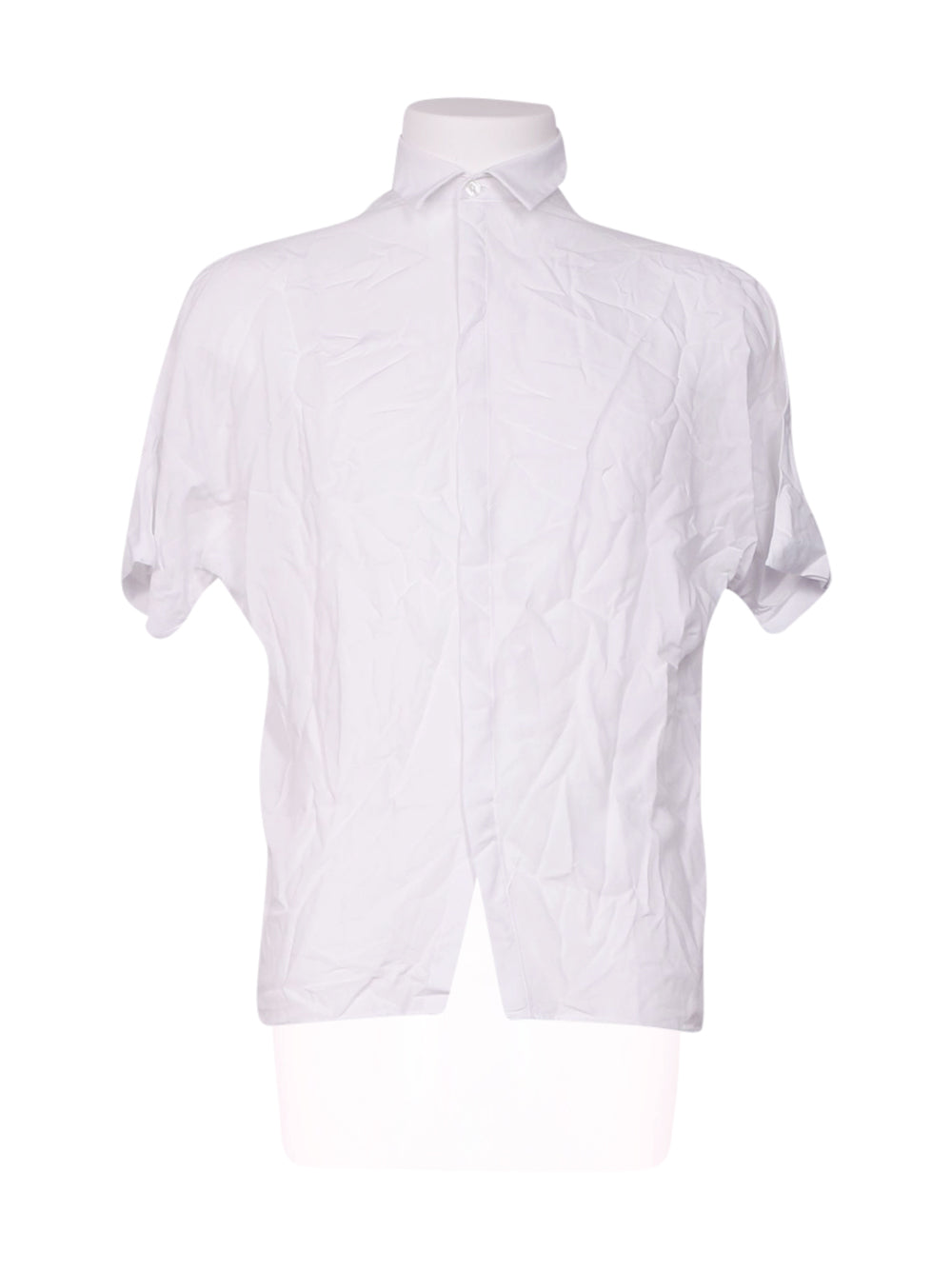 Front photo of Preloved Asos White Man's shirt - size 36/S