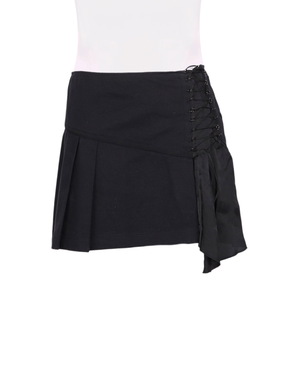 Front photo of Preloved Liu Jo Black Woman's skirt - size 10/M