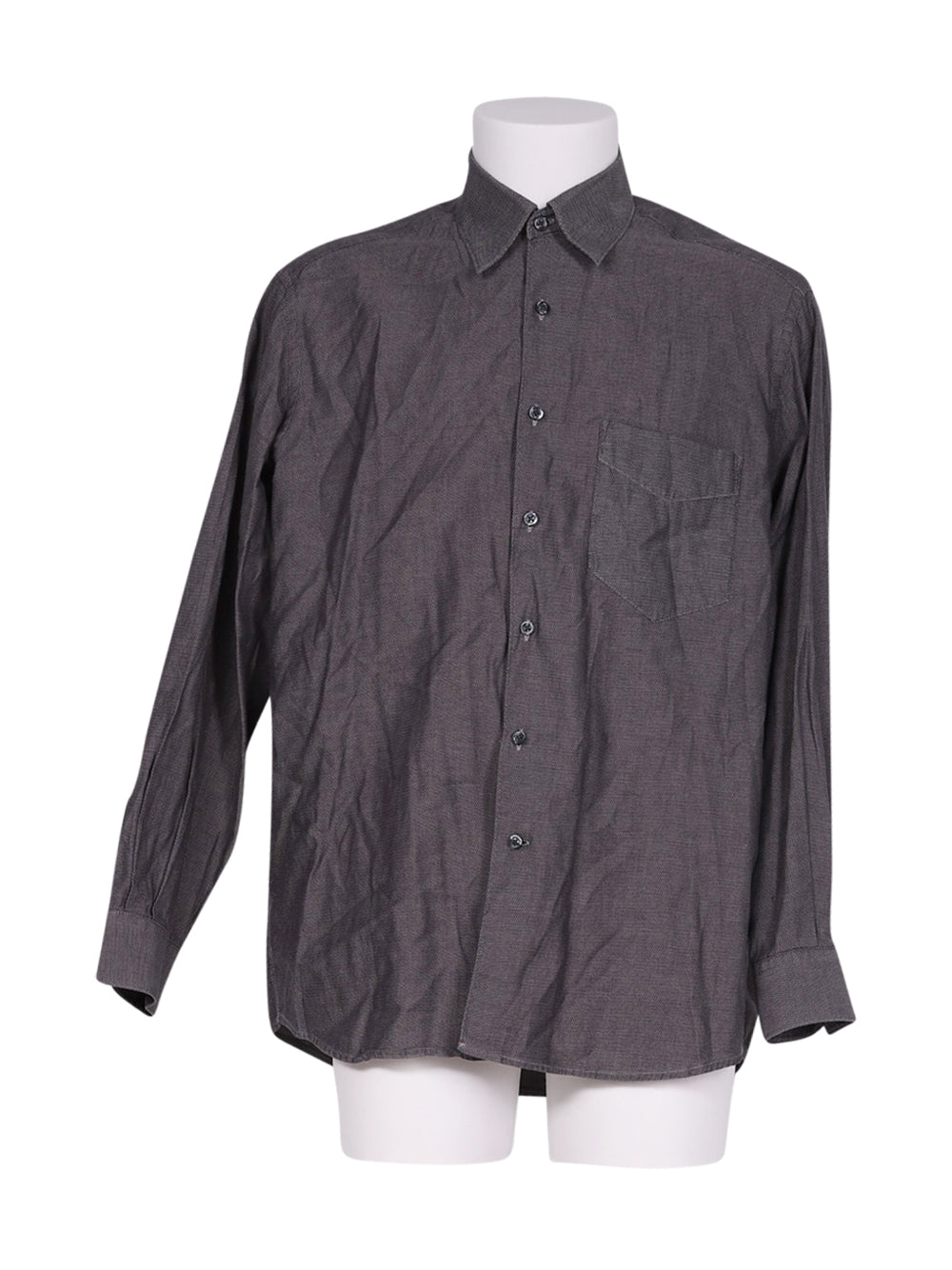 Front photo of Preloved ipuri Grey Man's shirt - size 40/L