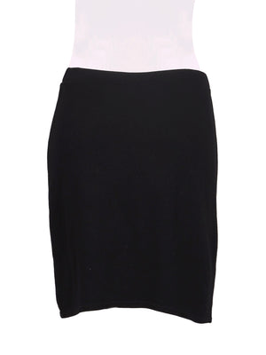 Back photo of Preloved MADO et les Autres Black Woman's skirt - size 8/S