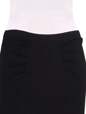 Detail photo of Preloved MADO et les Autres Black Woman's skirt - size 8/S