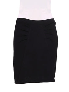 Front photo of Preloved MADO et les Autres Black Woman's skirt - size 8/S