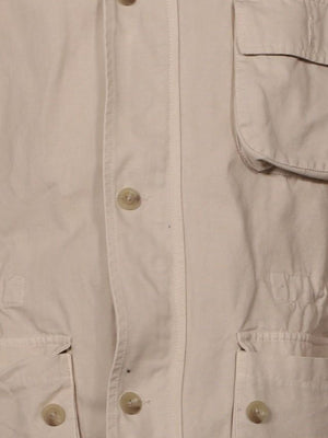 Detail photo of Preloved CLOSED Beige Man's jacket - size 40/L
