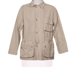 Front photo of Preloved CLOSED Beige Man's jacket - size 40/L