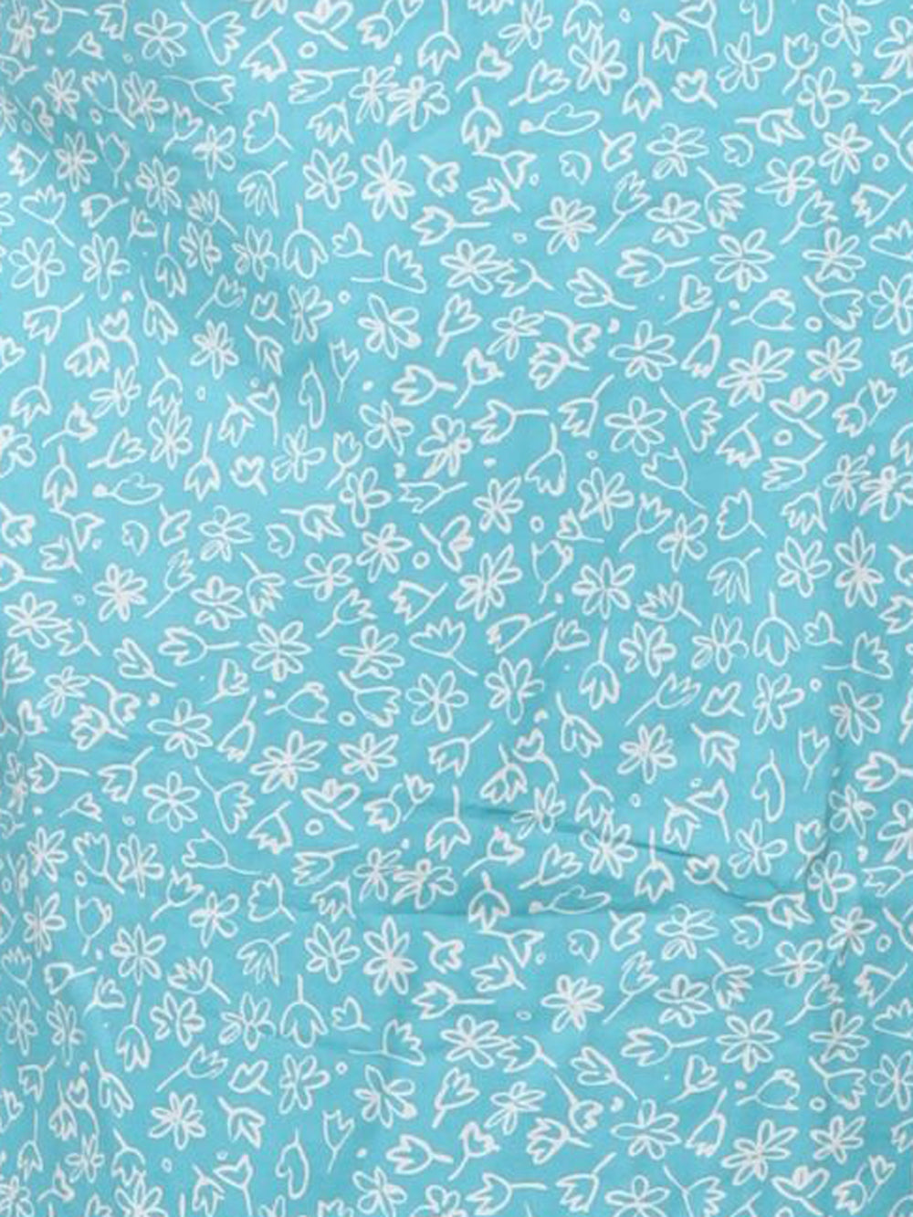 Detail photo of Preloved Esologue Light-blue Woman's skirt - size 14/XL