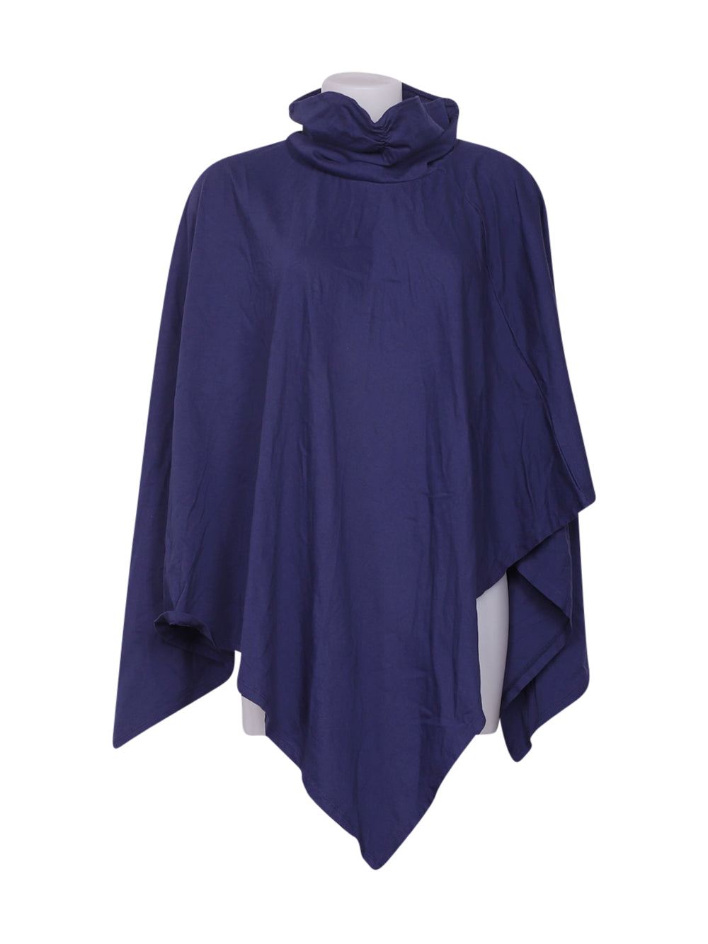 Front photo of Preloved Asos Violet Woman's poncho - size 4/XXS