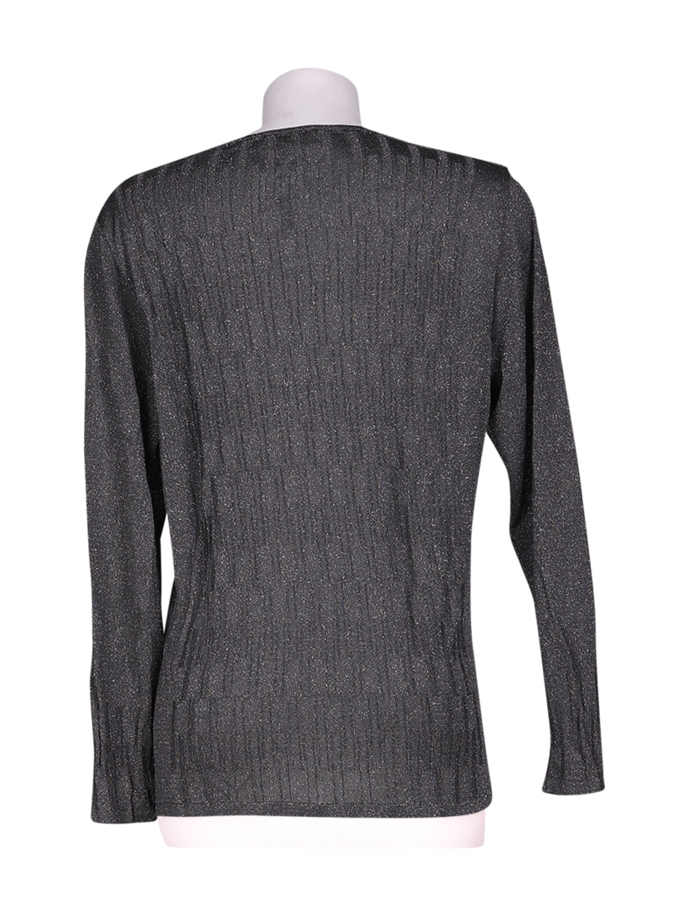 Back photo of Preloved giam Grey Woman's sweater - size 10/M