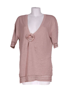 Front photo of Unworn apt50 Pink Woman's t-shirt - size 12/L