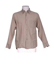 Front photo of Preloved Danny Beige Man's shirt - size 40/L