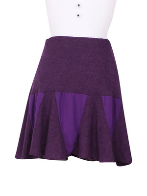 Back photo of Unworn Kappa Violet Woman's skirt - size 10/M