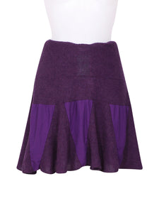 Front photo of Unworn Kappa Violet Woman's skirt - size 10/M
