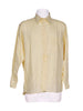 Front photo of Preloved ashwood Yellow Man's shirt - size 34/XS