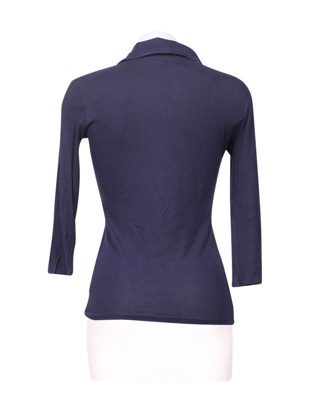 Back photo of Preloved Intimissimi Blue Woman's polo - size 10/M
