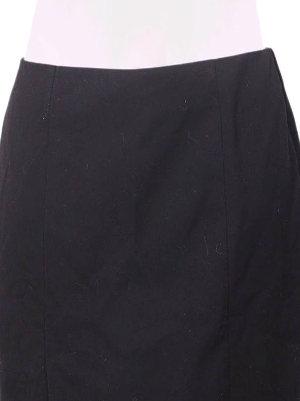 Detail photo of Preloved List Black Woman's skirt - size 10/M