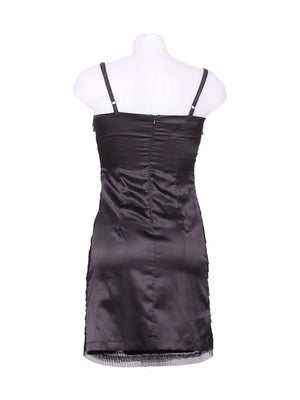 Back photo of Preloved Rinascimento - Made In Italy Black Woman's dress - size 8/S