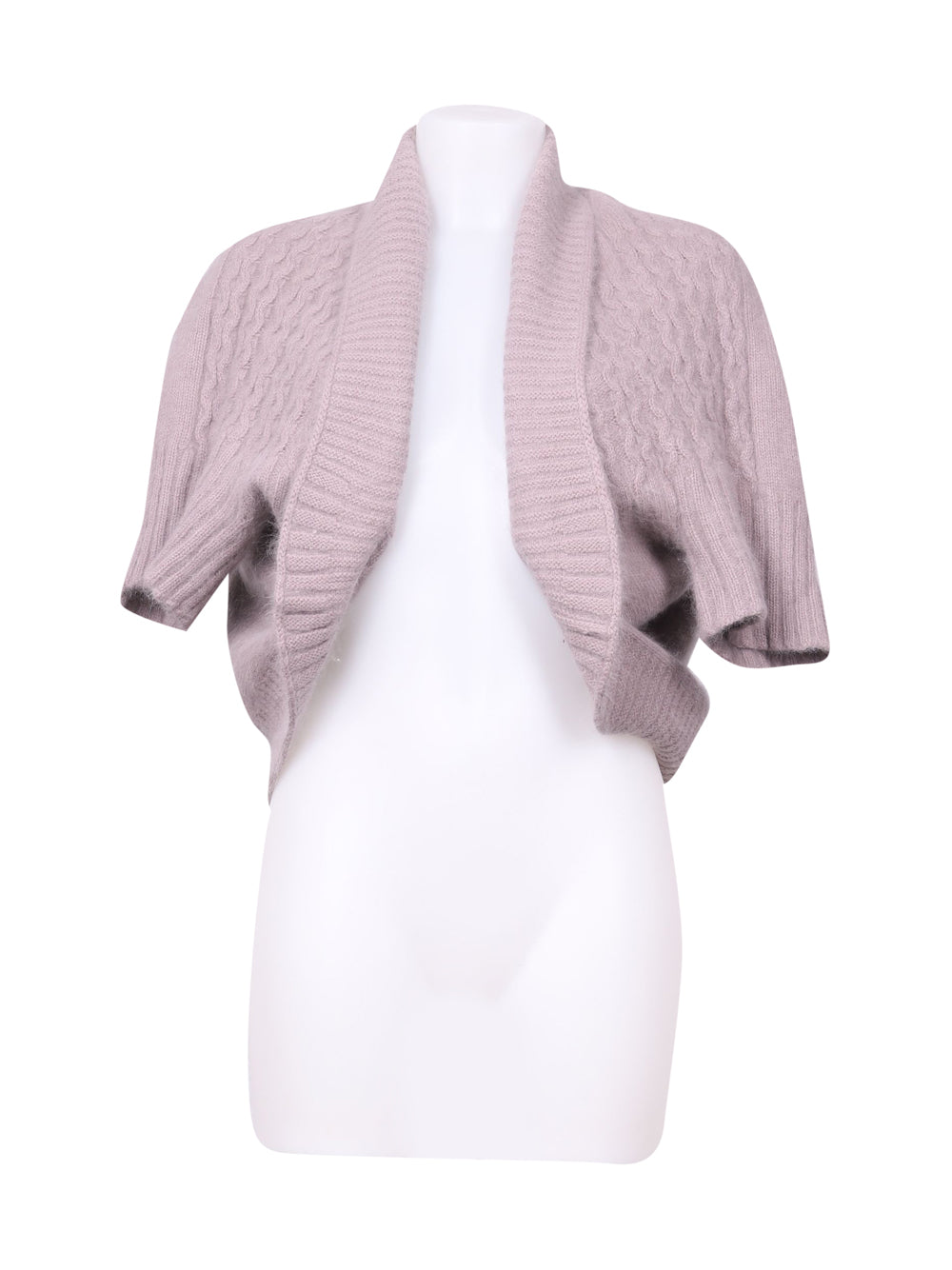 Front photo of Preloved Guardaroba by aniye Grey Woman's bolero - size 12/L