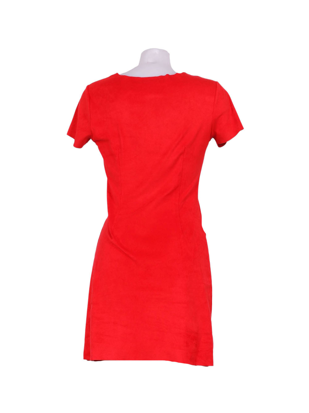 Back photo of Preloved nana baila Red Woman's dress - size 8/S