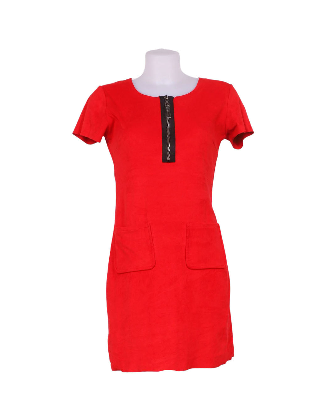 Front photo of Preloved nana baila Red Woman's dress - size 8/S
