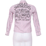 Back photo of Preloved Sisley Pink Woman's shirt - size 8/S