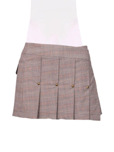 Front photo of Preloved Bloom Grey Woman's skirt - size 10/M