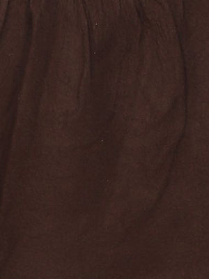 Detail photo of Preloved Pinko Brown Woman's skirt - size 8/S