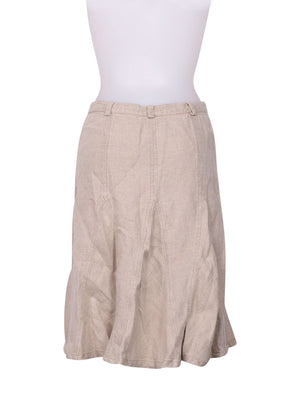 Back photo of Preloved Max&Co. Beige Woman's skirt - size 8/S