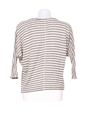 Back photo of Preloved Zara Beige Woman's sweater - size 8/S