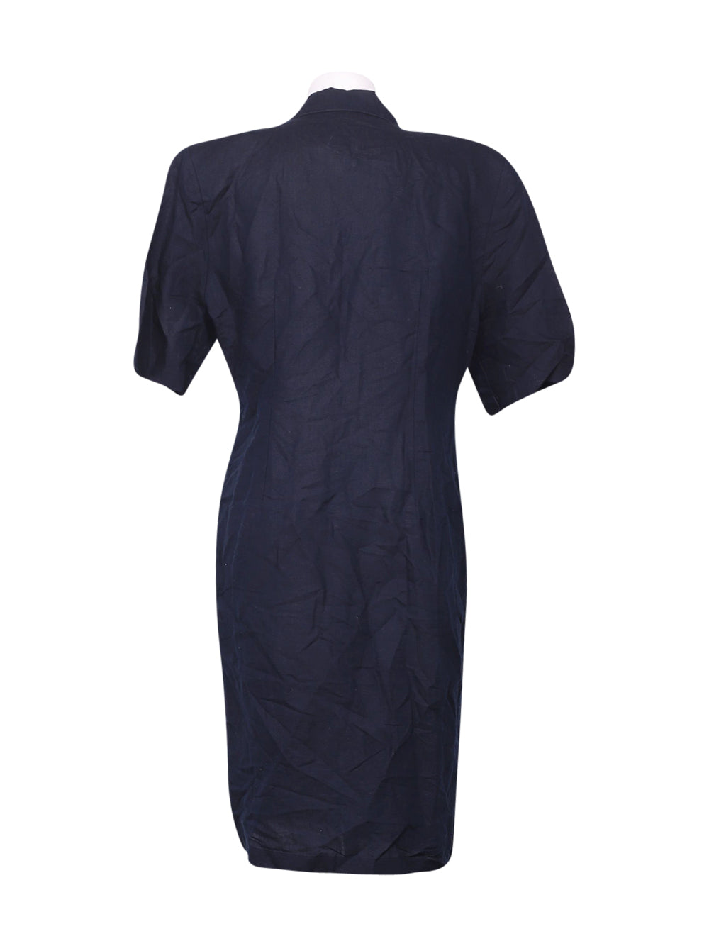 Back photo of Preloved Darel Blue Woman's dress - size 16/XXL