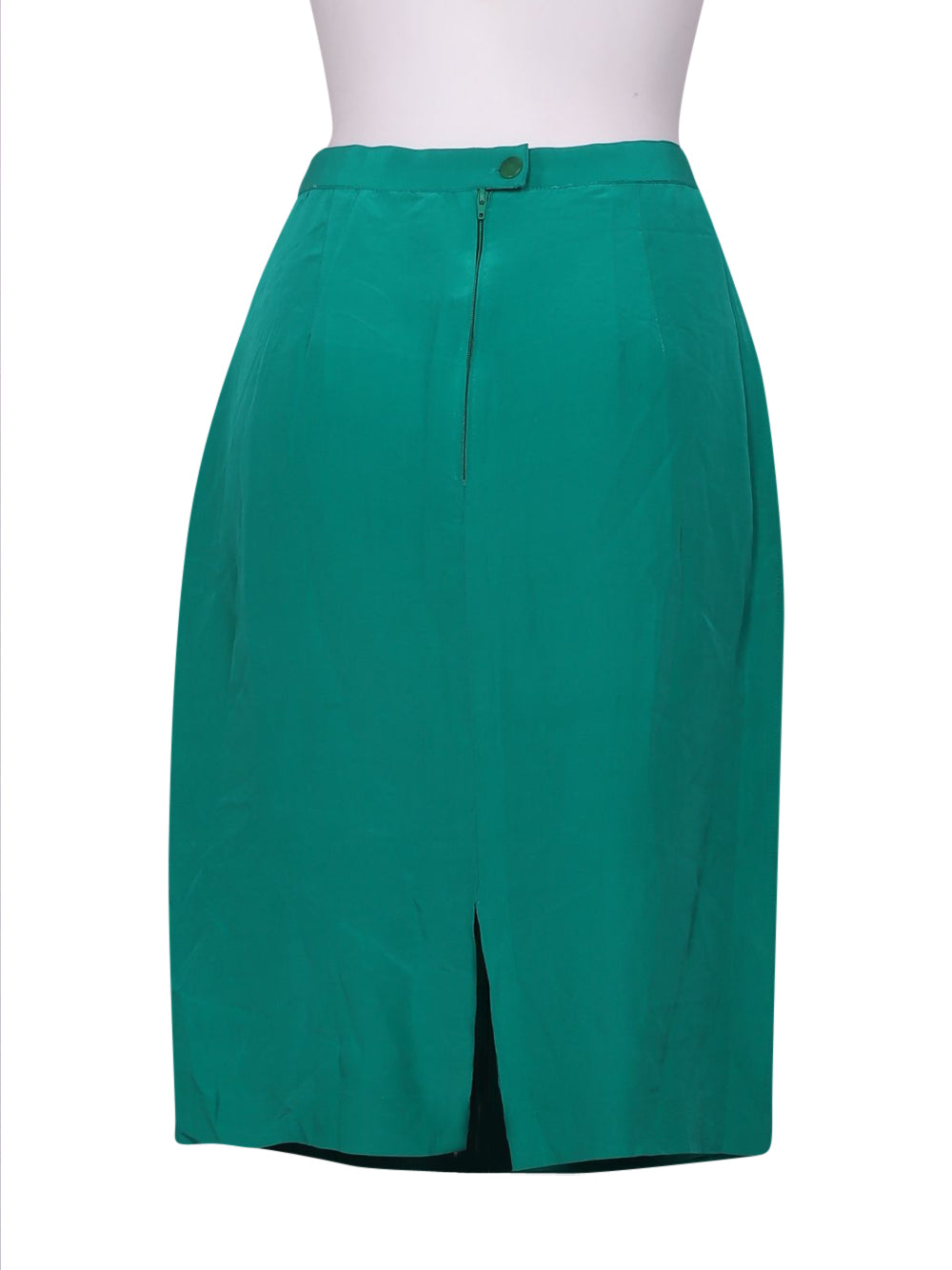 Back photo of Preloved spirit Green Woman's skirt - size 10/M
