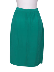Front photo of Preloved spirit Green Woman's skirt - size 10/M