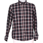 Front photo of Preloved J.Hart&Bros Bordeaux Man's shirt - size 42/XL