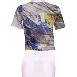 Back photo of Unworn Oroblù White Woman's t-shirt - size 6/XS