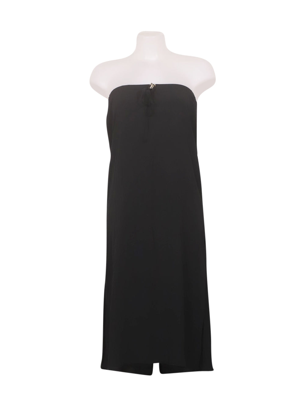 Front photo of Preloved Carla G. Black Woman's dress - size 8/S