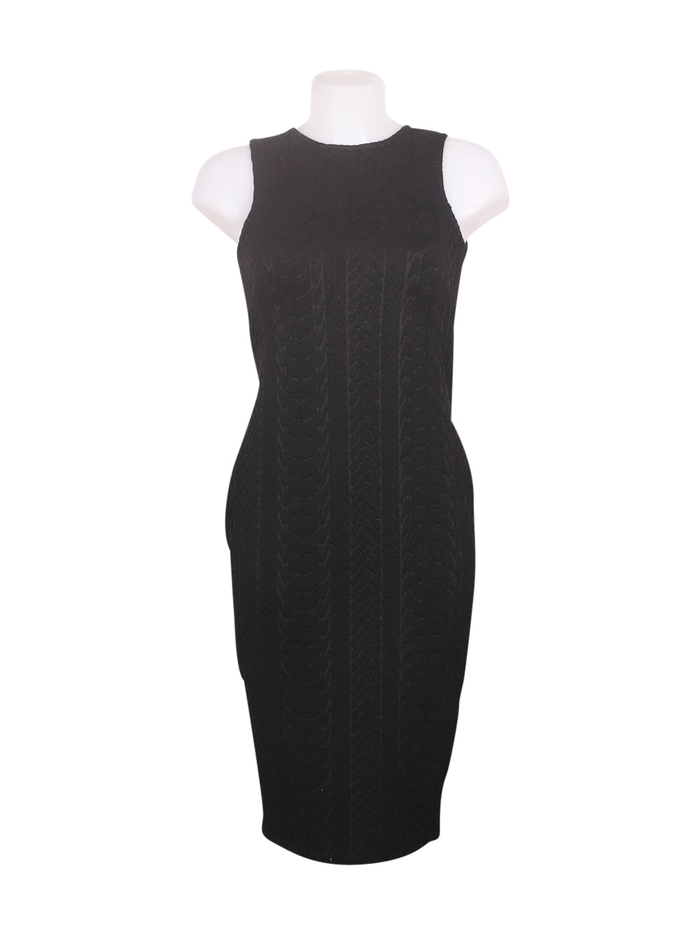 Front photo of Preloved Asos Black Woman's dress - size 6/XS
