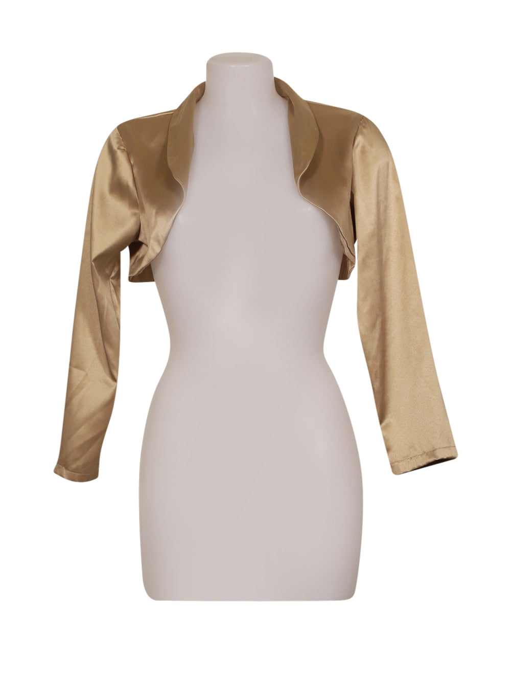 Front photo of Unworn victoriazone Beige Woman's bolero - size 12/L