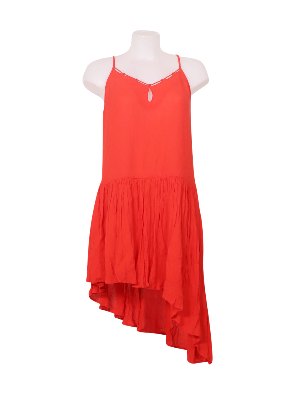 Front photo of Preloved Next Red Woman's dress - size 12/L
