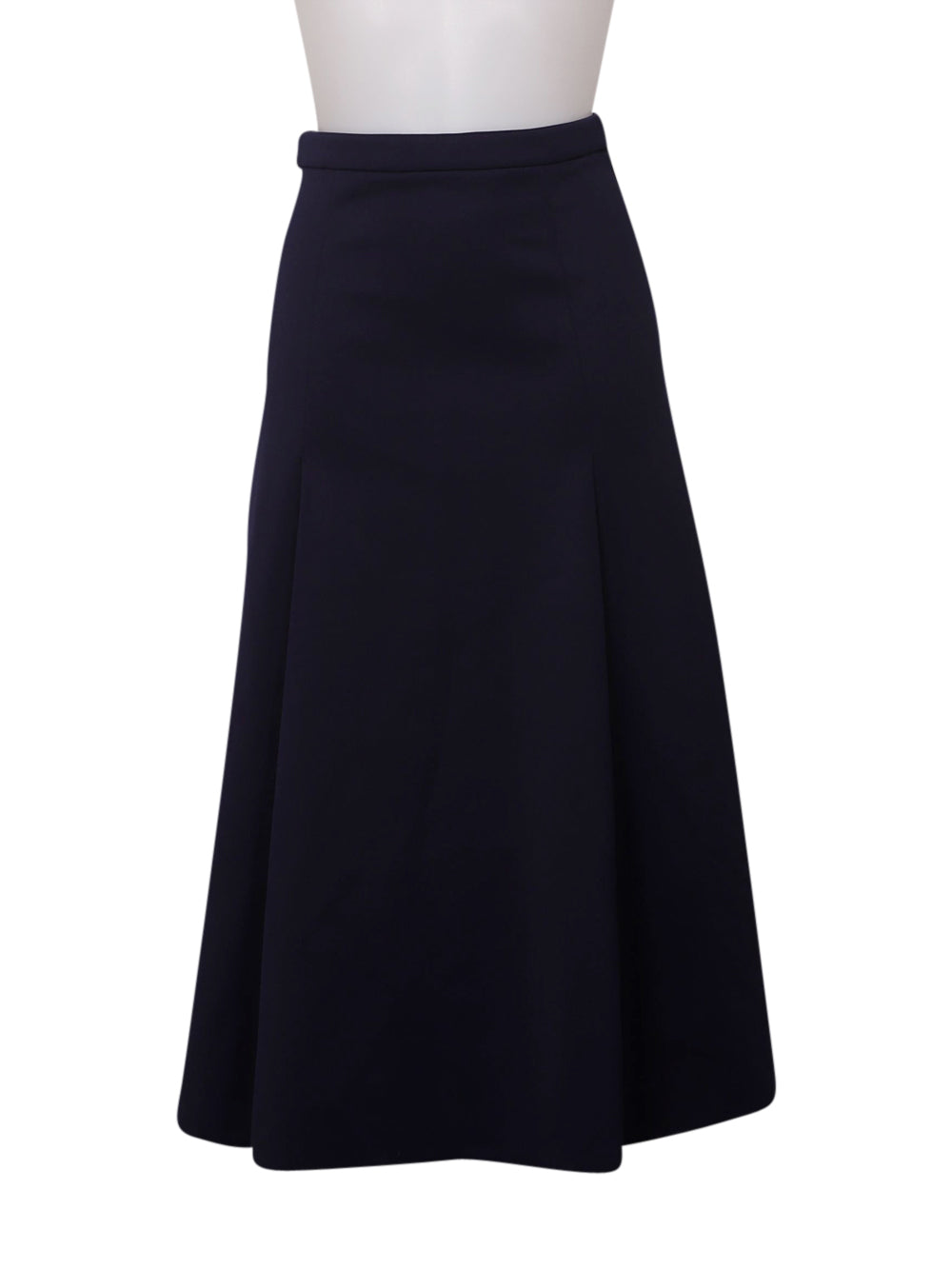 Front photo of Preloved Asos Blue Woman's skirt - size 8/S