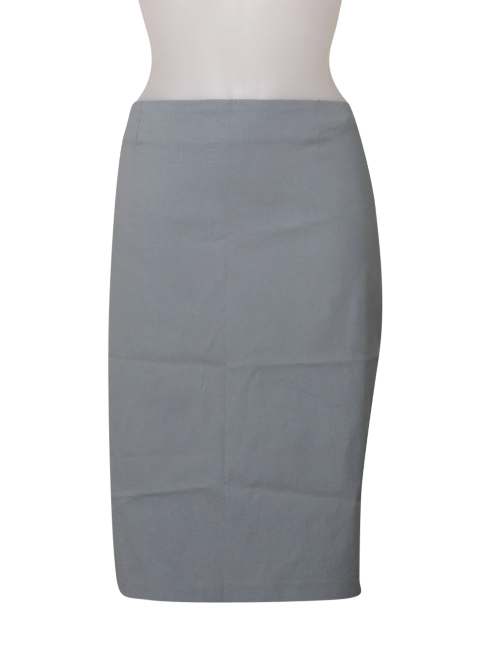 Front photo of Preloved Asos Light-blue Woman's skirt - size 18/XXXL