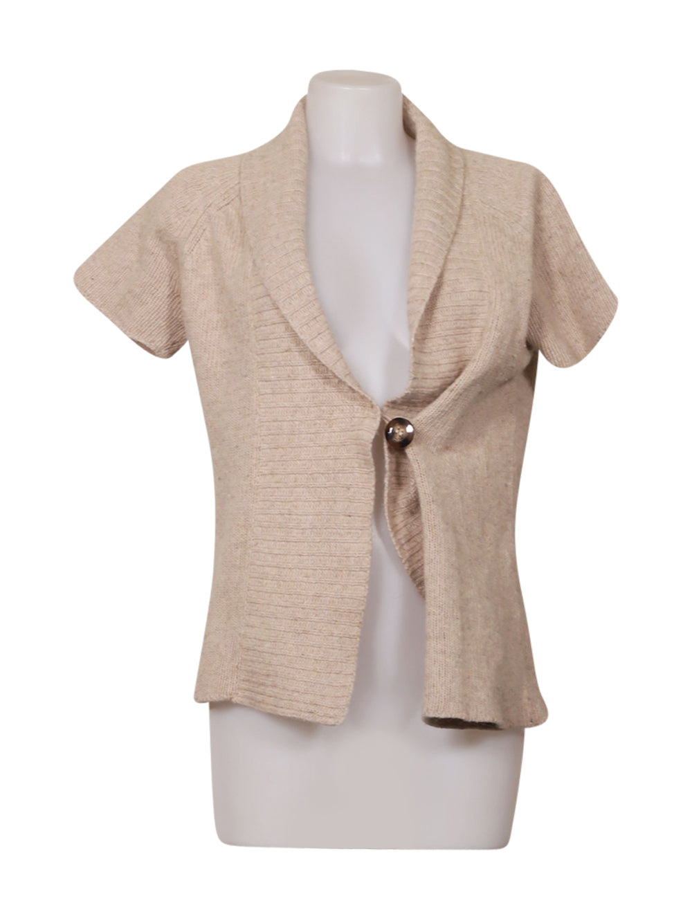 Front photo of Preloved Intimissimi Beige Woman's bolero - size 12/L