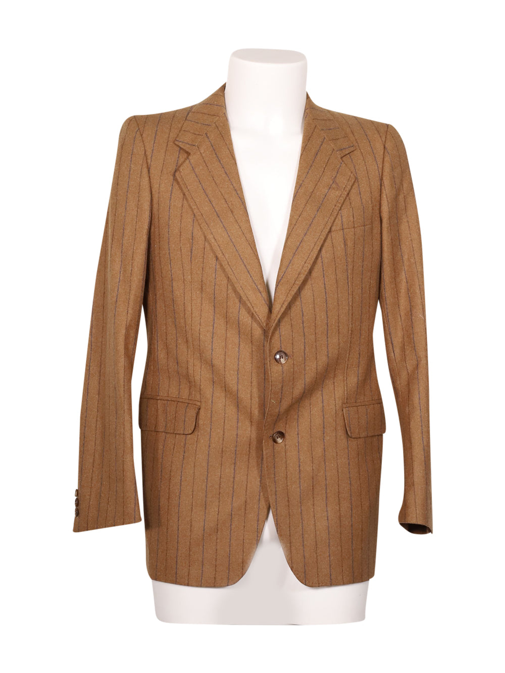 Front photo of Preloved Cerruti 1881 Brown Man's blazer - size 40/L