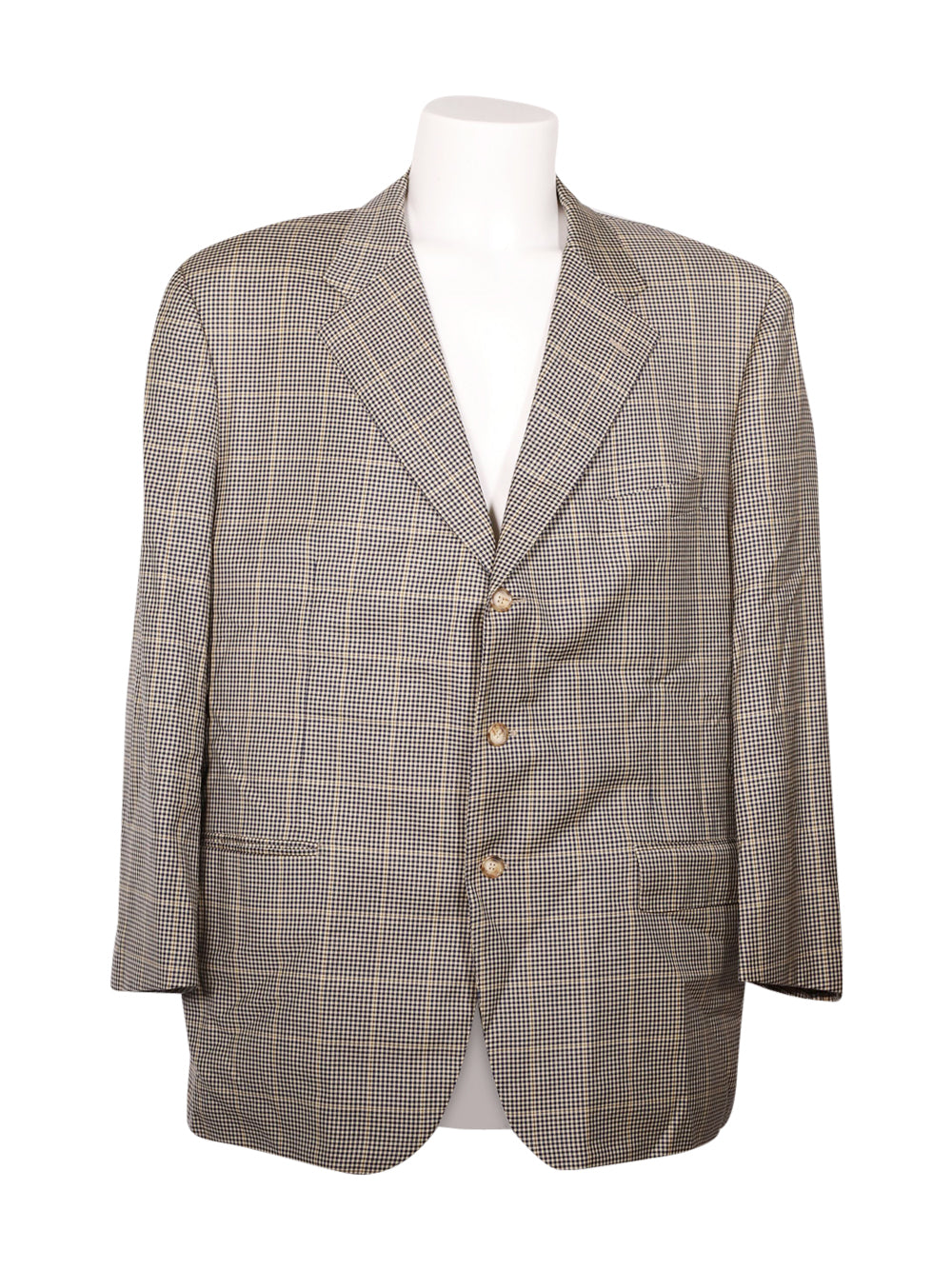 Front photo of Preloved Corneliani Beige Man's blazer - size 40/L