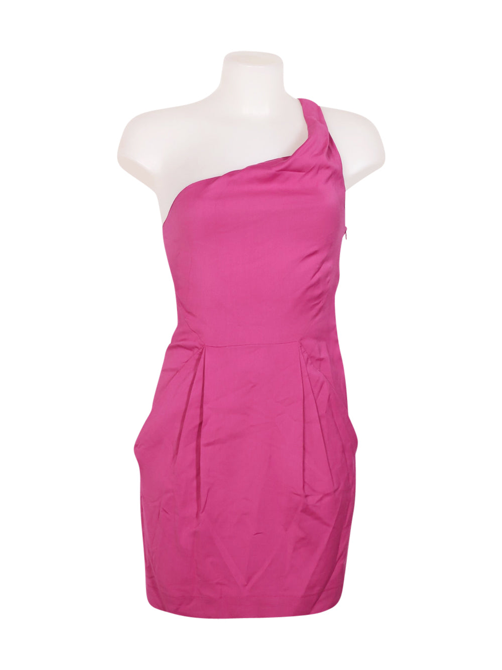 Front photo of Preloved Pinko Violet Woman's dress - size 8/S